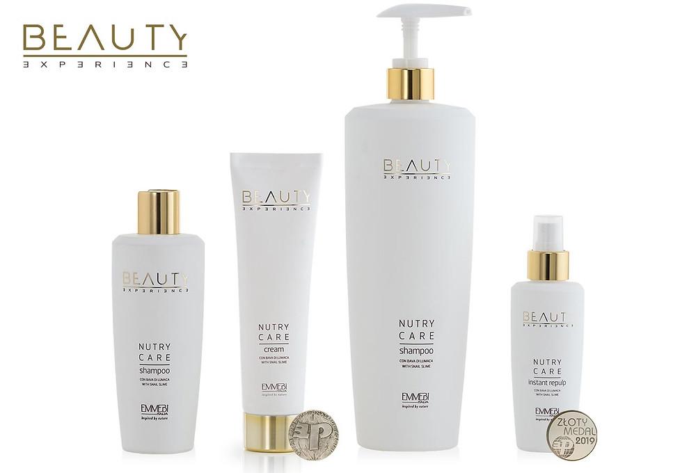 Produkty serii Beauty Experience