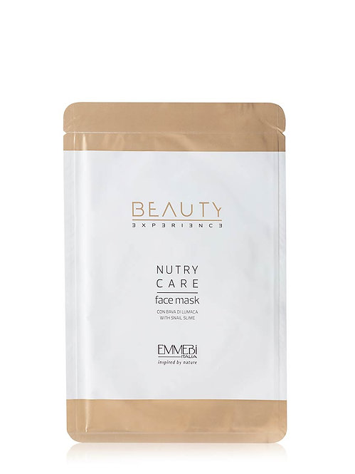 Beauty Experience - Nutry Care Face Mask