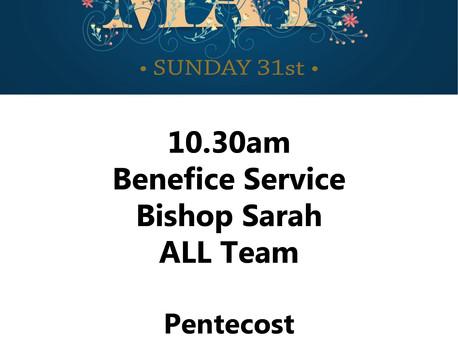 Sunday 31st May