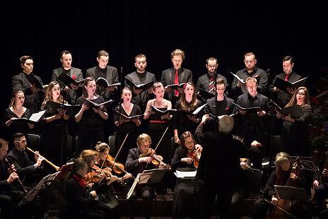 Ensemble Caprice et Ensemble vocal Arts-