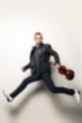 Marc Djokic, violon