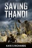 Saving Thandi book cover