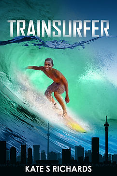 Trainsurfer book cover