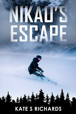 Nikau's Escape book cover