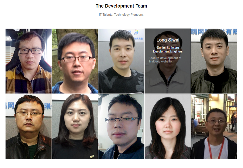tradove development team