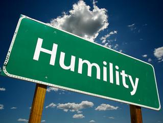 Humble Like Christ.