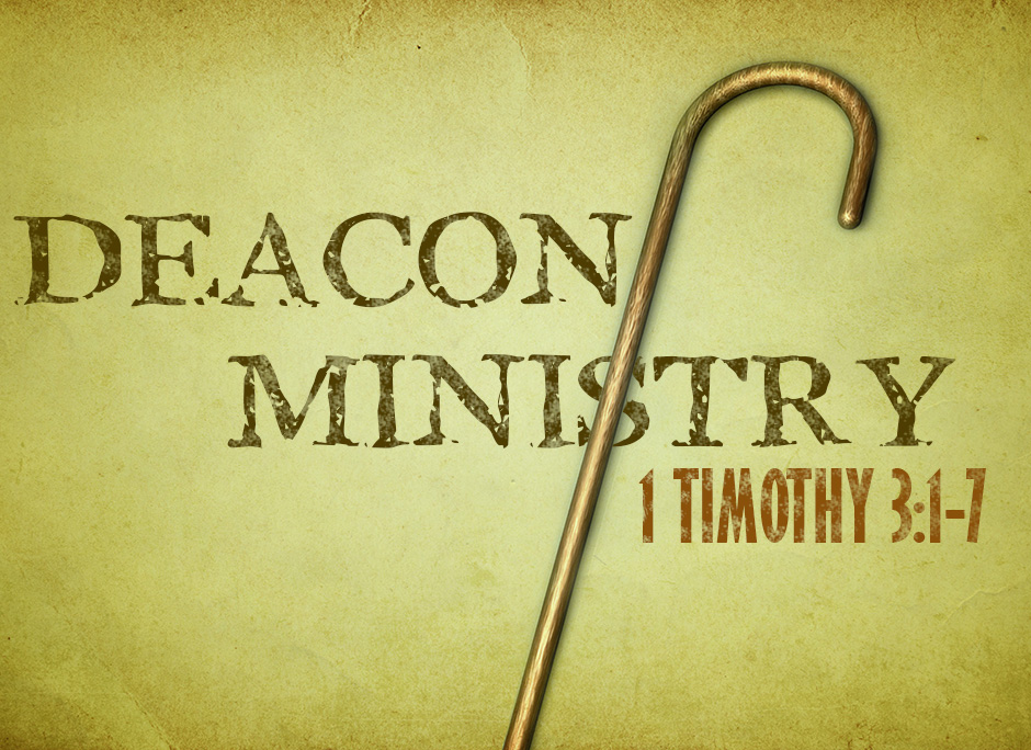 Deacons Ministry
