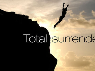 An Empty Vessel is a Surrendered Vessel