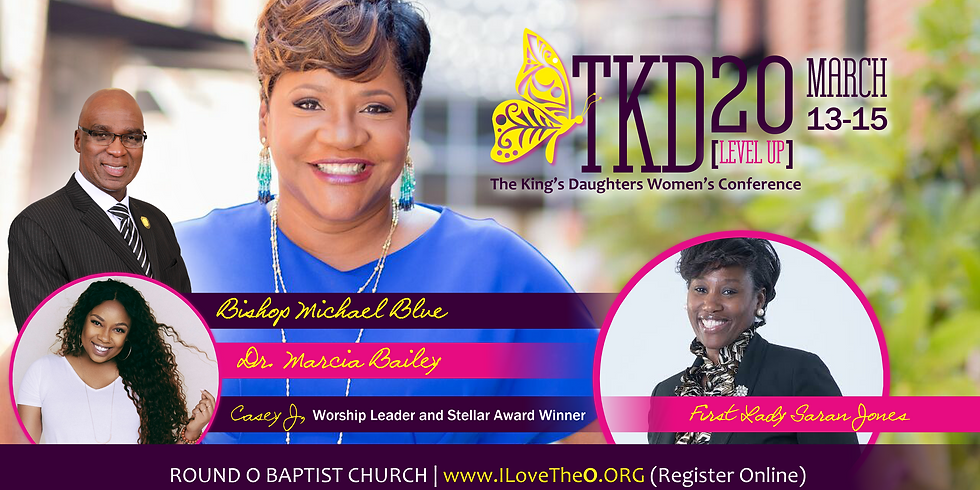 The King's Daughter Women's Conference 20