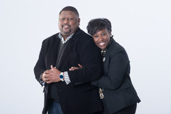 Pastor Lacie and First Lady