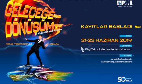 PMI Summit Ankara 2019