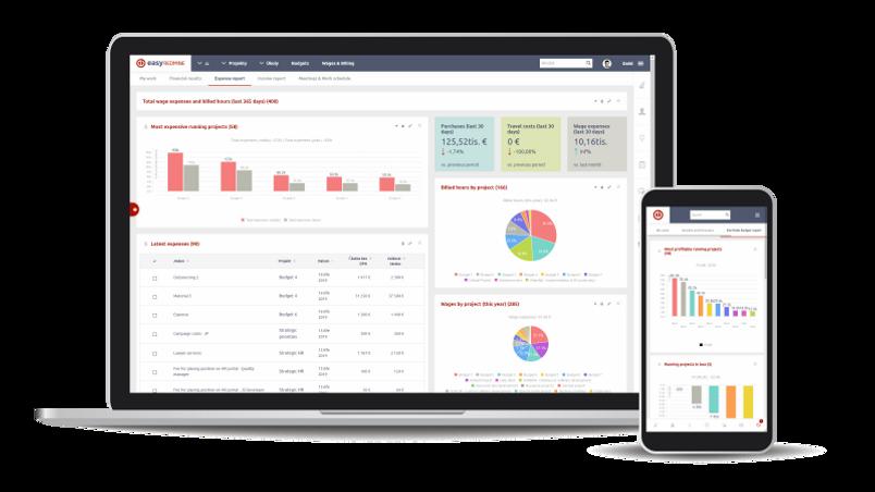 Easy Redmine, Easy Project, Proje Yönetimi, İş yönetimi, Kaynak Yönetimi