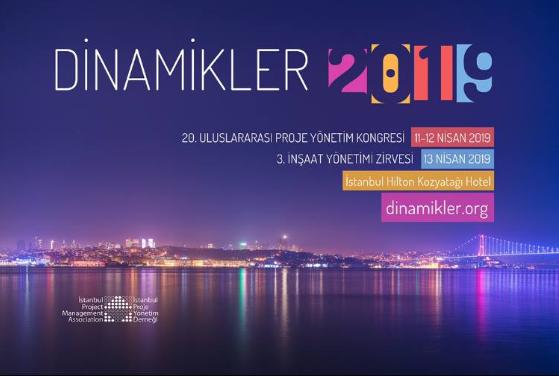 Dinamikler İstanbul 20. International Project Management Congress