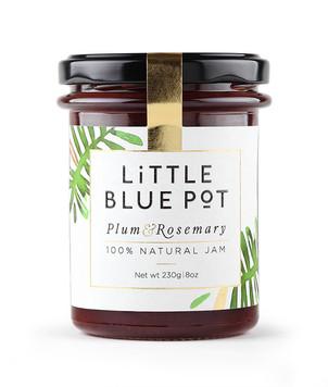 Little Blue Pot