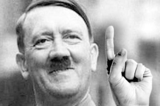 El beso de Hitler.