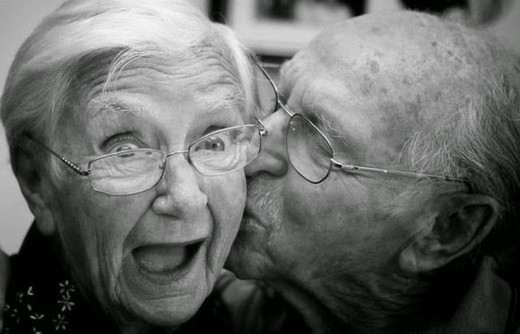 El efecto del beso robado.