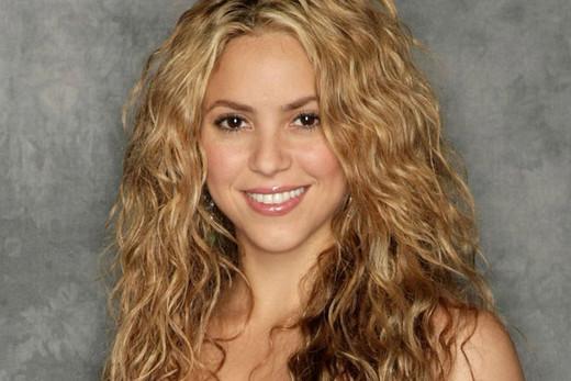 El primer beso de Shakira.