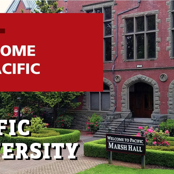 Virtual Pacific University Visit