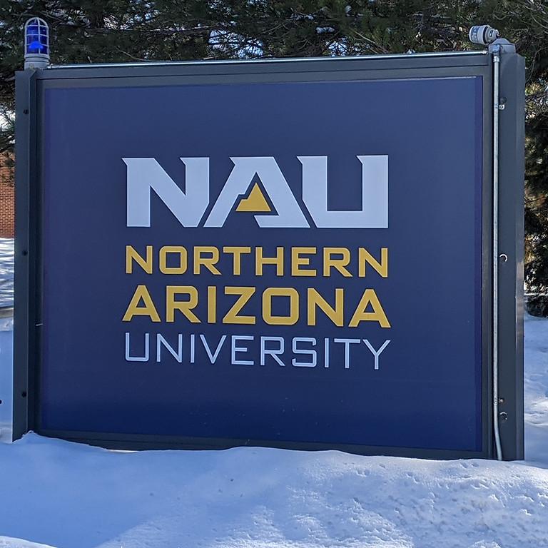 Northern Arizona University Visit