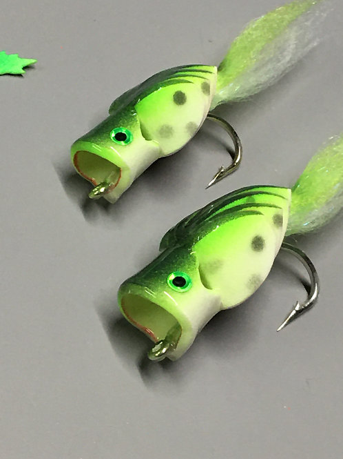 Coola Popper Fly #4, Custom color