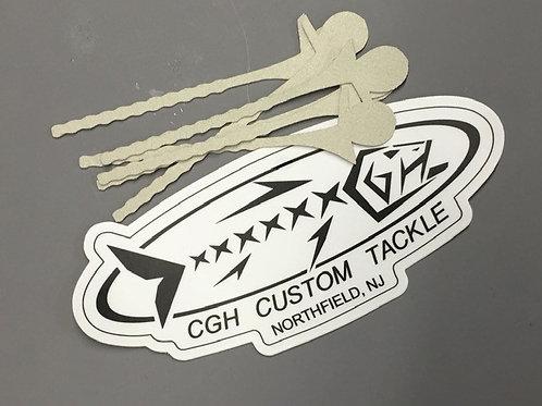 CGH Swim Tail Pack (Med./Short)