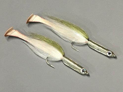 CGH Swim Tail-Epoxy Minnow Style Fly_1/0-Small Tail