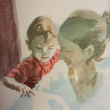 Vreugde Om De Pasgeborene