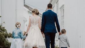 Bryllup i Risør - Det Lille Hotel og Stangholmen fyr (Agder)