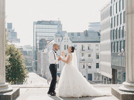 Persian / Afghan Wedding at Folkets Hus Lillestrøm, Norway