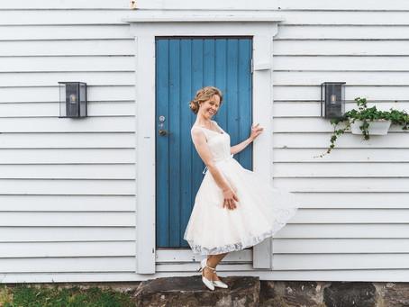 Bryllup i Risør - Det Lille Hotel og Stangholmen fyr | Marie & Dag Stian | July, 2019