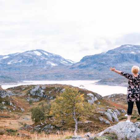 3-day journey around Hardangervidda Nationalpark + Oslo