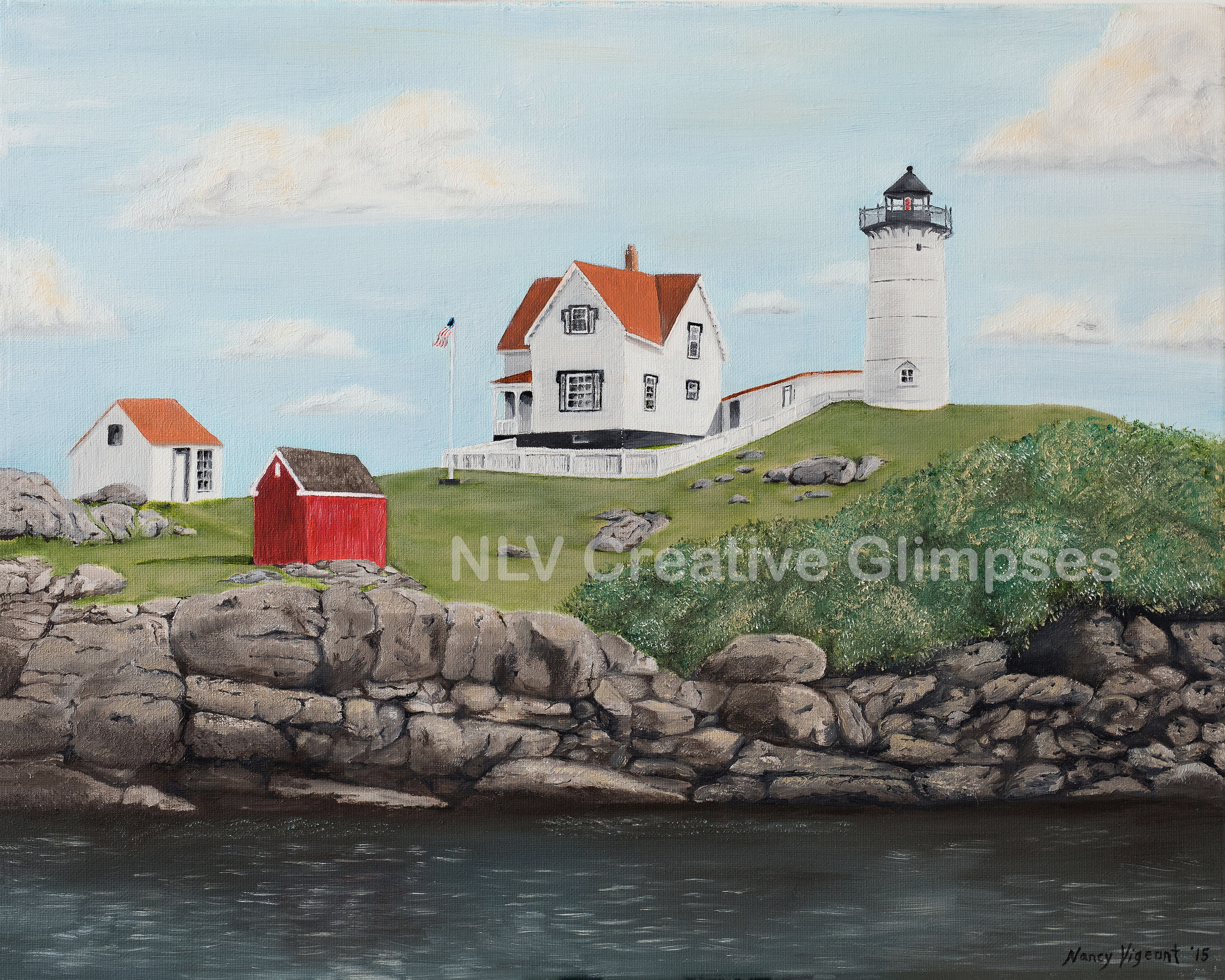 Nubble Lighthouse York ME
