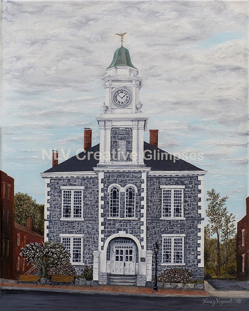 The Courthouse, Litchfield, CT