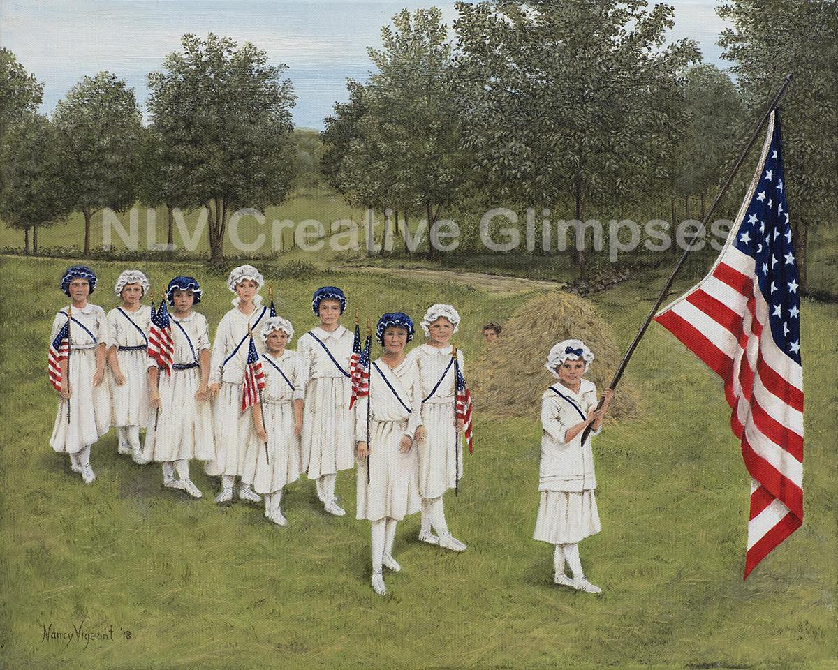 1916 Flag Day