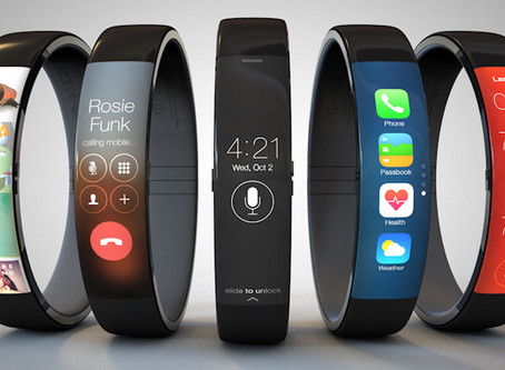 Wrist-Powered Radio?