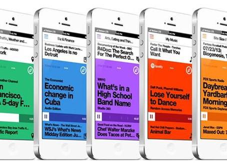 The Best New Audio App of 2013? It's AGOGO