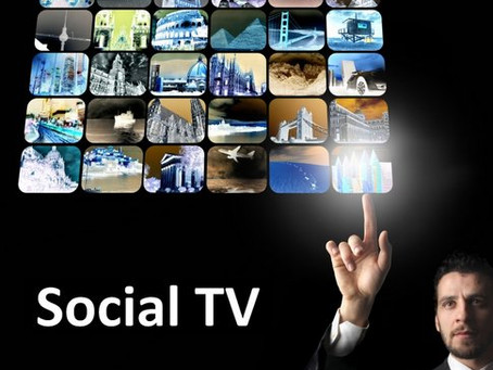 Local TV leads the way for Social Media
