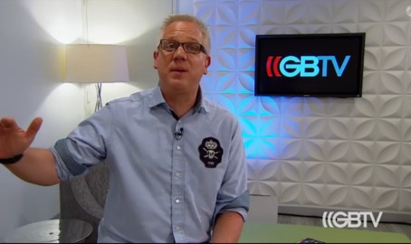 Glenn Beck on the Future of TV – and Radio
