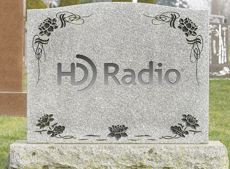 The Nail in HD Radio's Coffin – And What It Means For You