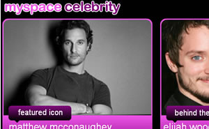 "What ""MySpace Celebrity"" means to you"