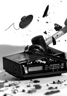 The Future of Mobile Radio?