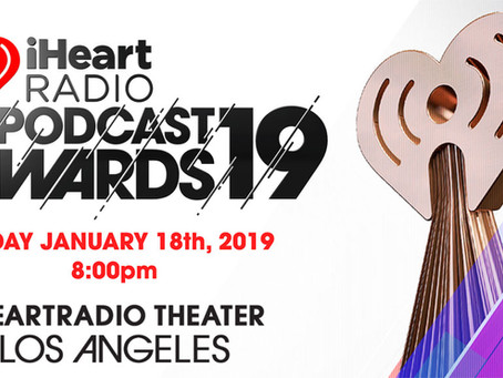 Inside JAWS Nominated for iHeartRadio Podcast Award