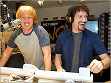 Opie & Anthony's suspension: Right or Wrong?