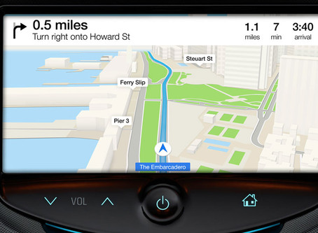 Apple and Google Want the Car Dashboard – Now