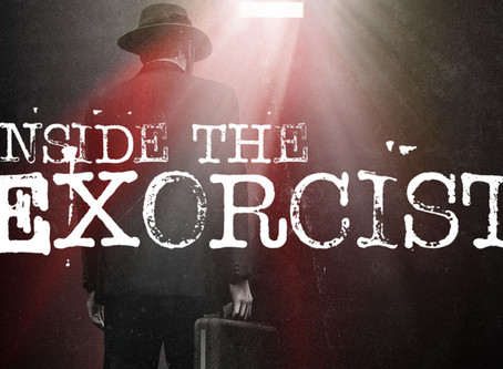 Inside the Exorcist is Top 10 on Apple Podcasts