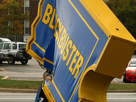 5 Lessons Radio can learn from Blockbuster