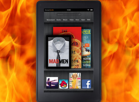 A Lesson for News/Talk Radio from Amazon's Kindle Fire
