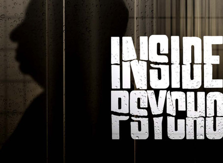 Inside Psycho is a First ON Commercial Radio Nationwide