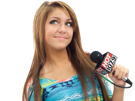 Radio Hires the Internet Star