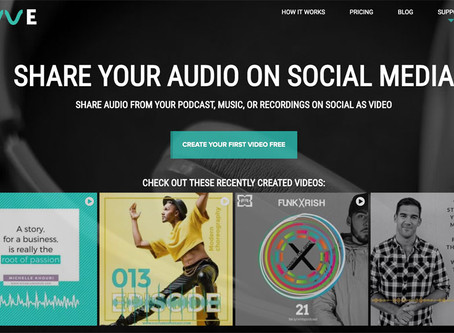 WAVVE – A New Solution to Make Audio Viral